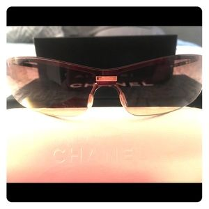 CHANEL Sunglasses 4043 c 125/89 120